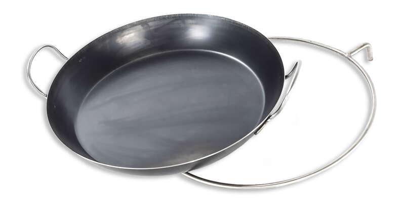 Hirst Grills Steakpfanne Stahl